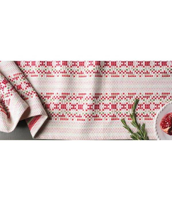 """Danica Chemin de table """"Hopscotch"""" 18x80"""