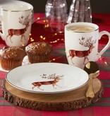 "Ensemble de 2 tasses 325ml Noël ""Rudolph"""