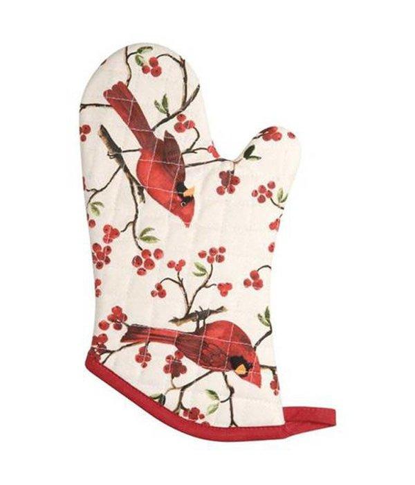Now Designs Cardinals Oven Mitt