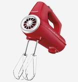 Cuisinart Batteur à main 3 vitesses 220W rouge de Cuisinart