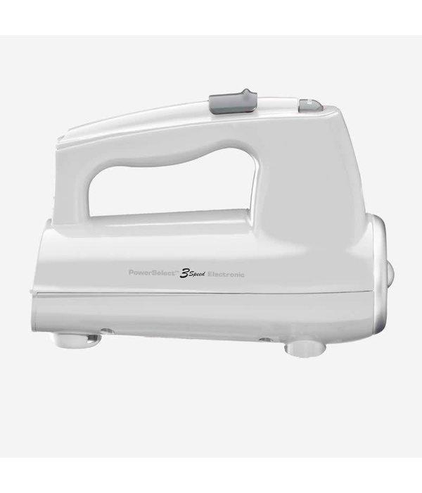 Cuisinart Batteur à main 3 vitesses 220W blanc de Cuisinart