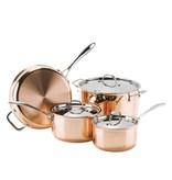 Strauss Josef Strauss Le Cuivre 3plis Batterie de cuisine 7mcx