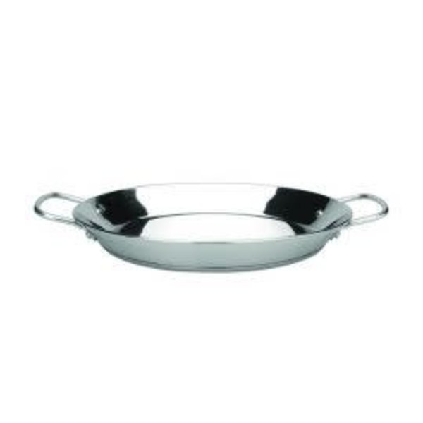 Ibili 32cm Paella Stainless Steel Pan