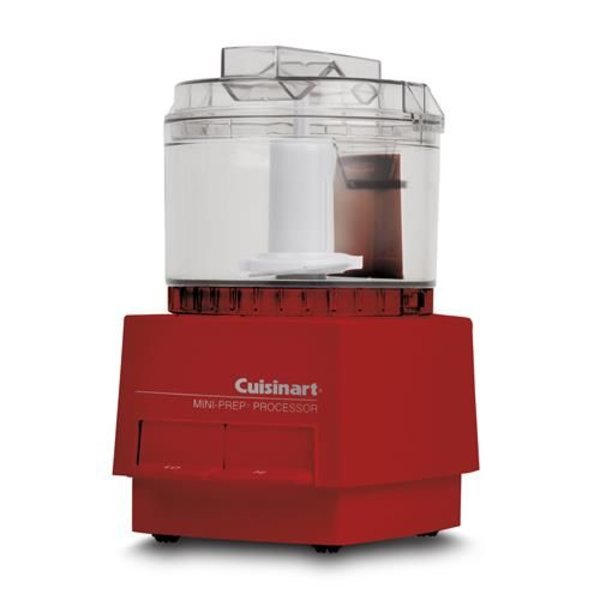 Cuisinart® Mini-Prep® Processor, red
