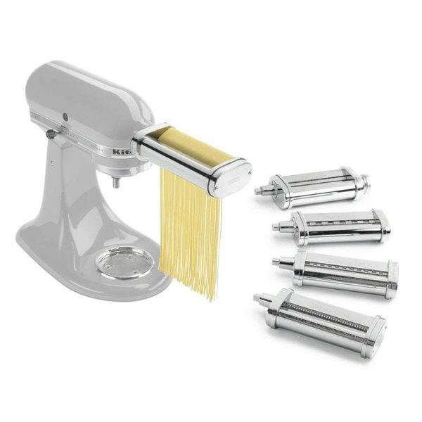 Kitchenaid 5-Piece Pasta Deluxe Set