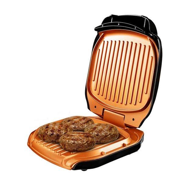 Presse-panini et grill de Gotham Steel