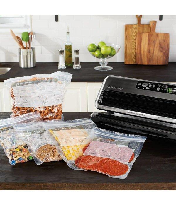 Foodsaver Système de préservation des aliments 2-en-1 FoodSaverᴹᴰ FM5400