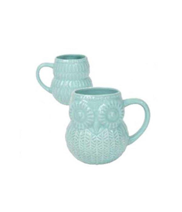 Oliver Owl 16oz Stoneware Mug