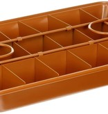 Gotham Steel Brooklyn Brownie Copper by Gotham Steel Nonstick Baking Pan