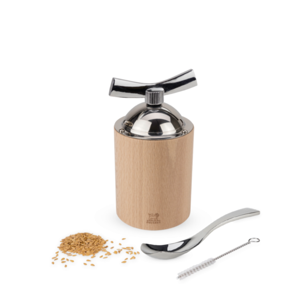 "Peugeot ""Isen"" Manual flax seed mill 13cm"