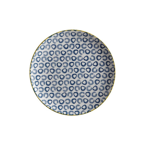 Maxwell & Williams Laguna Plate 20cm Ocean Blue