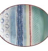 Maxwell & Williams Maxwell & Williams Laguna Oval Platter 35x27cm