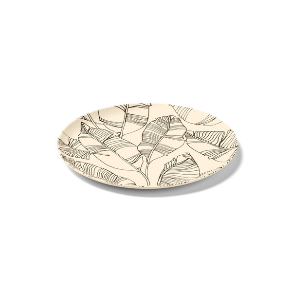 "Ricardo 8.5"" Bamboo Serving Tray"