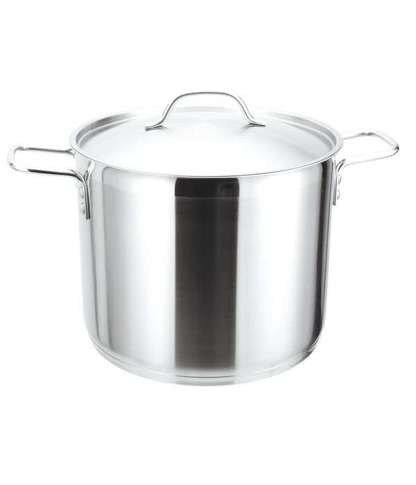 Orly Cuisine Strauss Pro 21 L Stock Pot