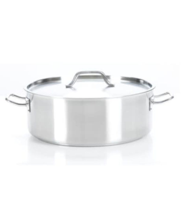 Orly Cuisine Strauss Pro Low Casserole 12 L