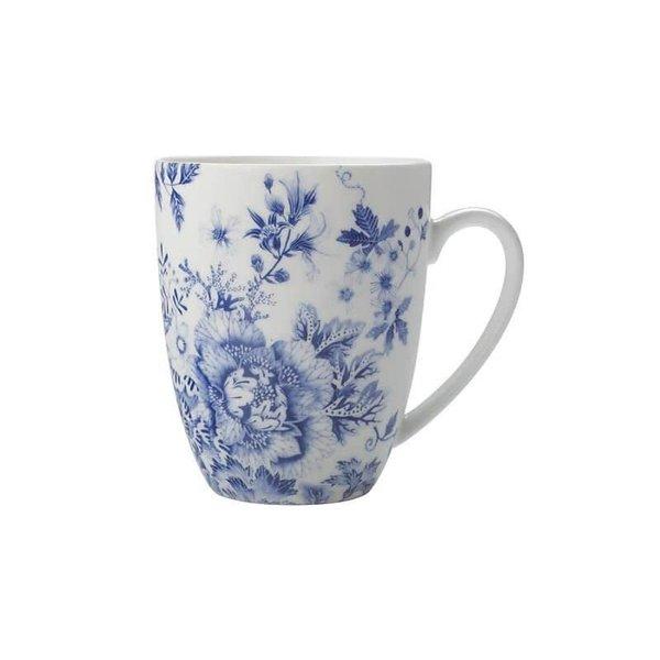 MAXWELL & WILLIAMS Toile de Fleur 450ml Mug