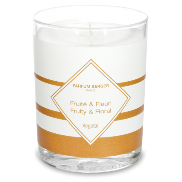 Lampe Berger Paris Fruity & Floral Scented anti-animal odour candle