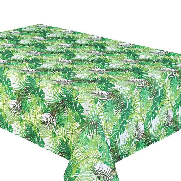"""Nappe 58""""x94"""" feuilles de palmier de TEXSTYLES"""