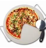 Danesco Danesco Pizza Stone and Cutter