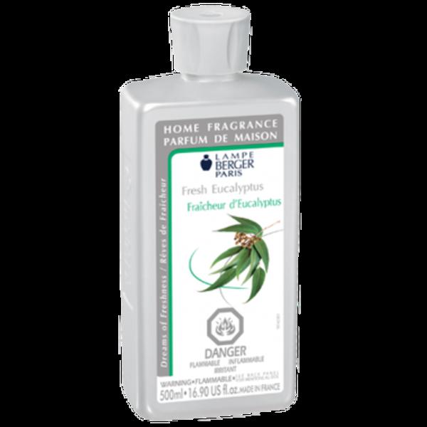 """Maison Berger Paris Parfum Recharge  """"Fraîcheur d'eucalyptus"""" 500mL"""
