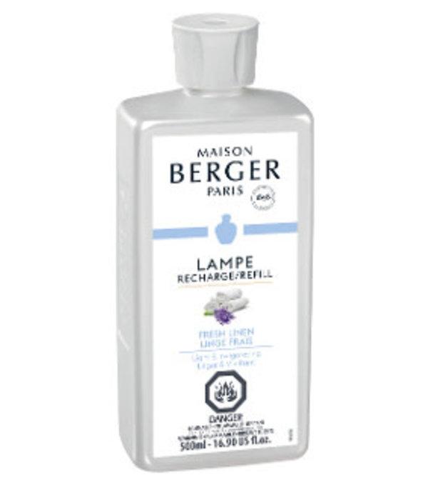 "Lampe Berger de Paris Maison Berger Paris ""Fresh Linen"" 500ml Fragrance Refill"