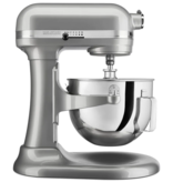KitchenAid Batteur sur socle Pro 5 Plus chrome de Kitchenaid ( A )