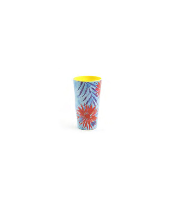 "Gibson Home Ensemble de 4 verres 20oz/591ml en mélamine ""Tropical"""
