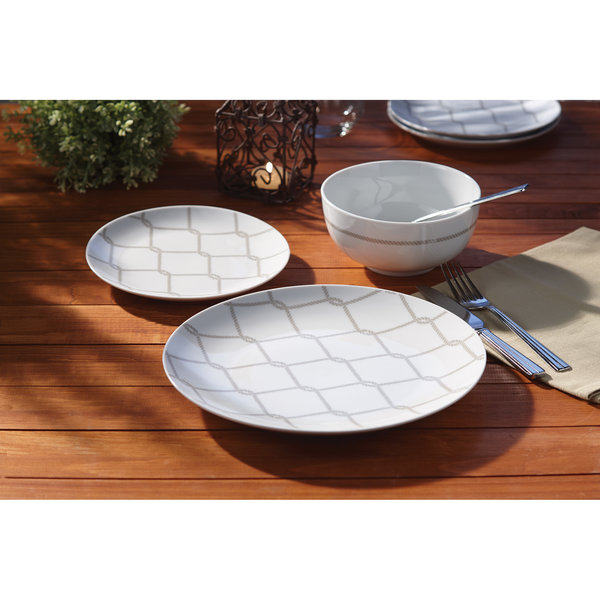 Dinnerset Trellis 12PC by Safdie