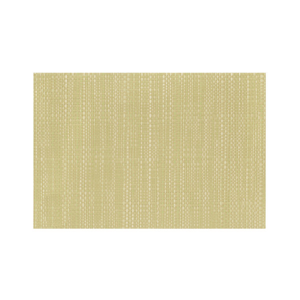 Trace Basketweave Placemat Oyster Grey  by Harman