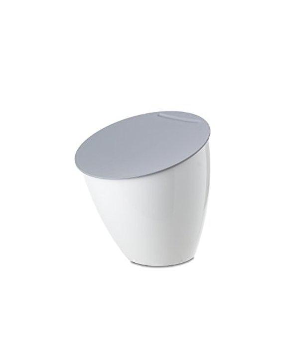 """Bac à composter """"Calypso"""" de Rosti, blanc"""