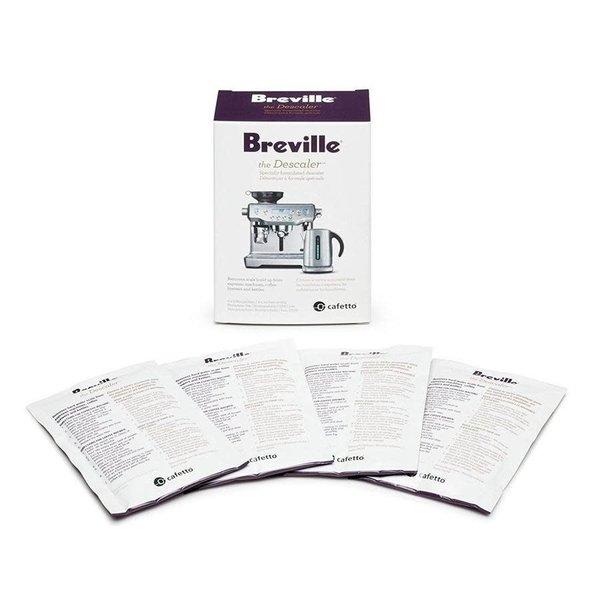 """Le Détartreur 4 sachets """"The Descaler"""" de Breville"""