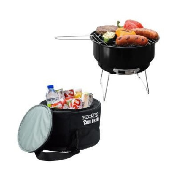 Portable BBQ Croc Cool Grill - Cooler & Grill All in One