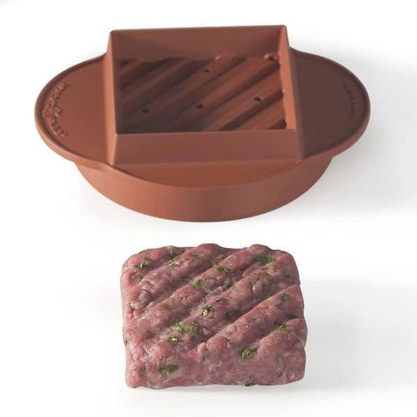 Nordic Ware Stuffed Burger Maker and Patty Press