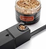 Outset Mesquite Kiln Dried Smoking Chips, 6 oz