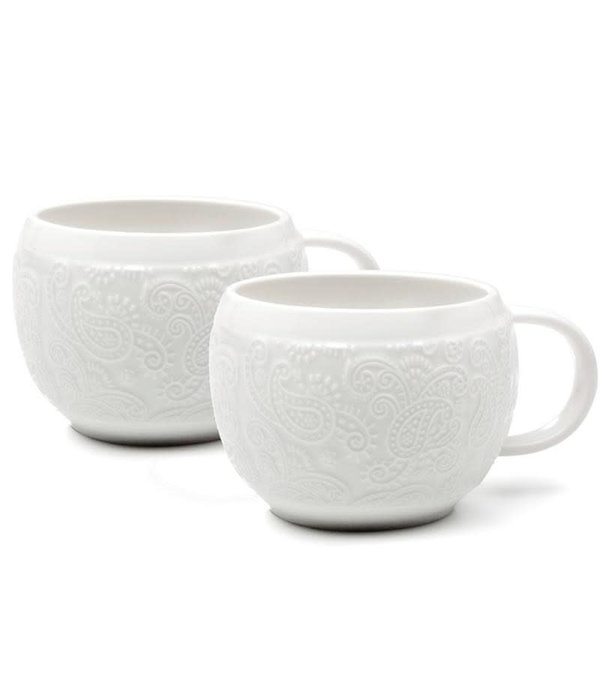 Natural Living Natural Living Chalet Chic Set of 2 Cups
