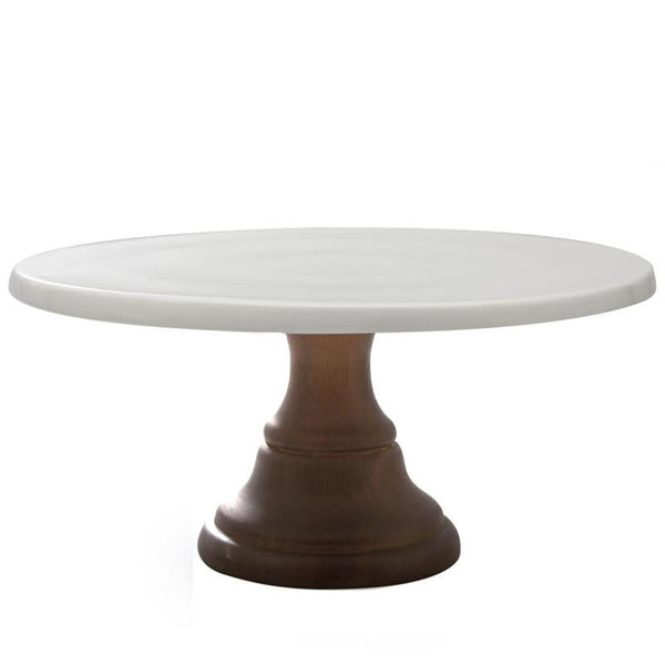 Natural Living Chalet Chic Cake Stand