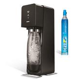 SodaStream Source Black Plastic