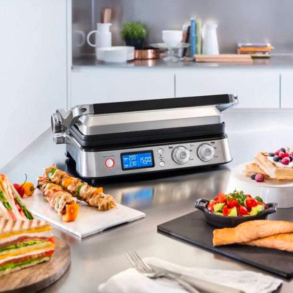 Presse-panini et grill intérieur Livenza de Delonghi