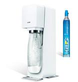 Source blanc plastique de SodaStream