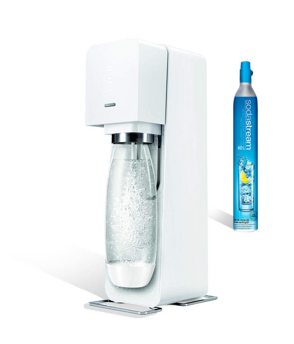 SodaStream Source blanc plastique de SodaStream