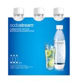 SodaStream Bouteille Fuse de 1 L Blanc de SodaStream