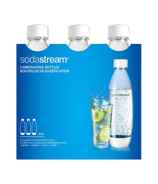 SodaStream SodaStream 1 L Fuse Bottle White