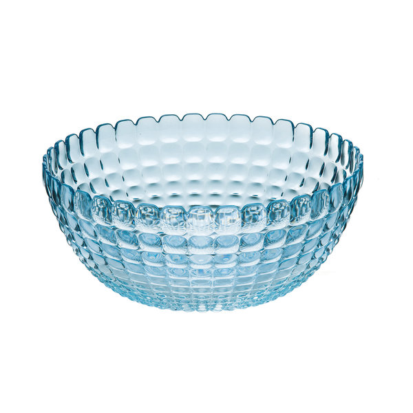 Guzzini ''Tiffany'' Large Bowl Sea Blue