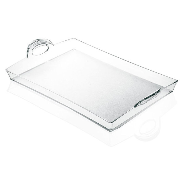 Plateau rectangulaire ''Happy Hour'' de Guzzini