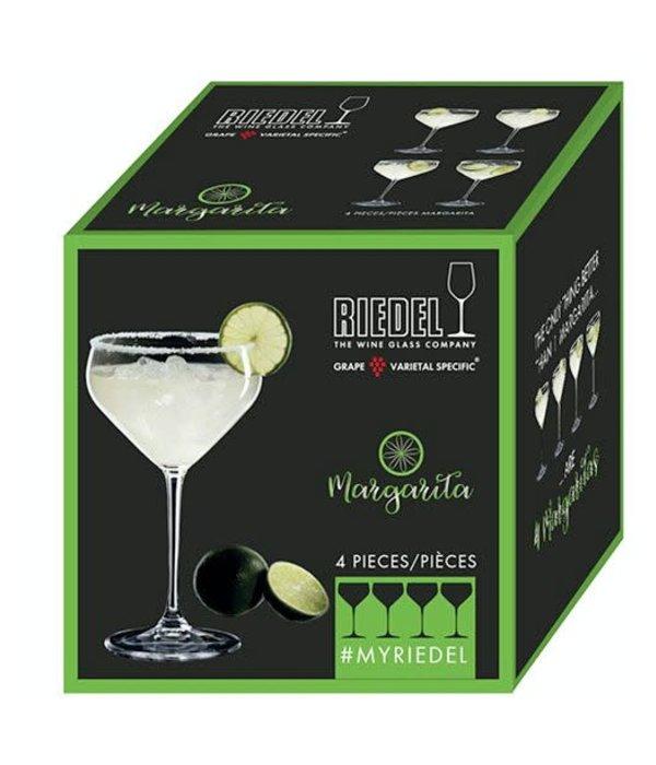 Riedel Verres à margarita Ens/4 de Riedel