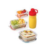 Ensemble de contenants pour les lunchs 8mcx Gourmet