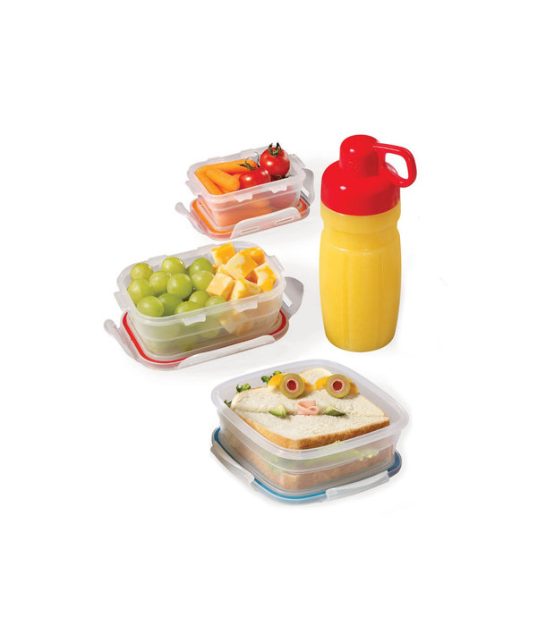 Starfrit Gourmet The Lunch Container Set