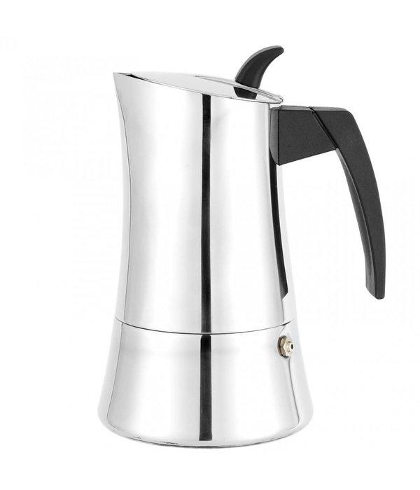 Cuisinox Capri 9 Cup Espresso Coffee Maker