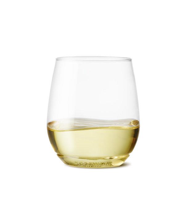 Ensemble de verres à vin écologiques de TOSSWARE