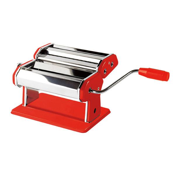 Machine à pâtes Josef Strauss, rouge